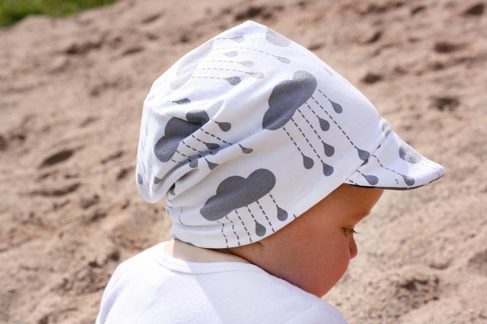 Schnittmuster kindermütze kostenlose Warme Kindermütze