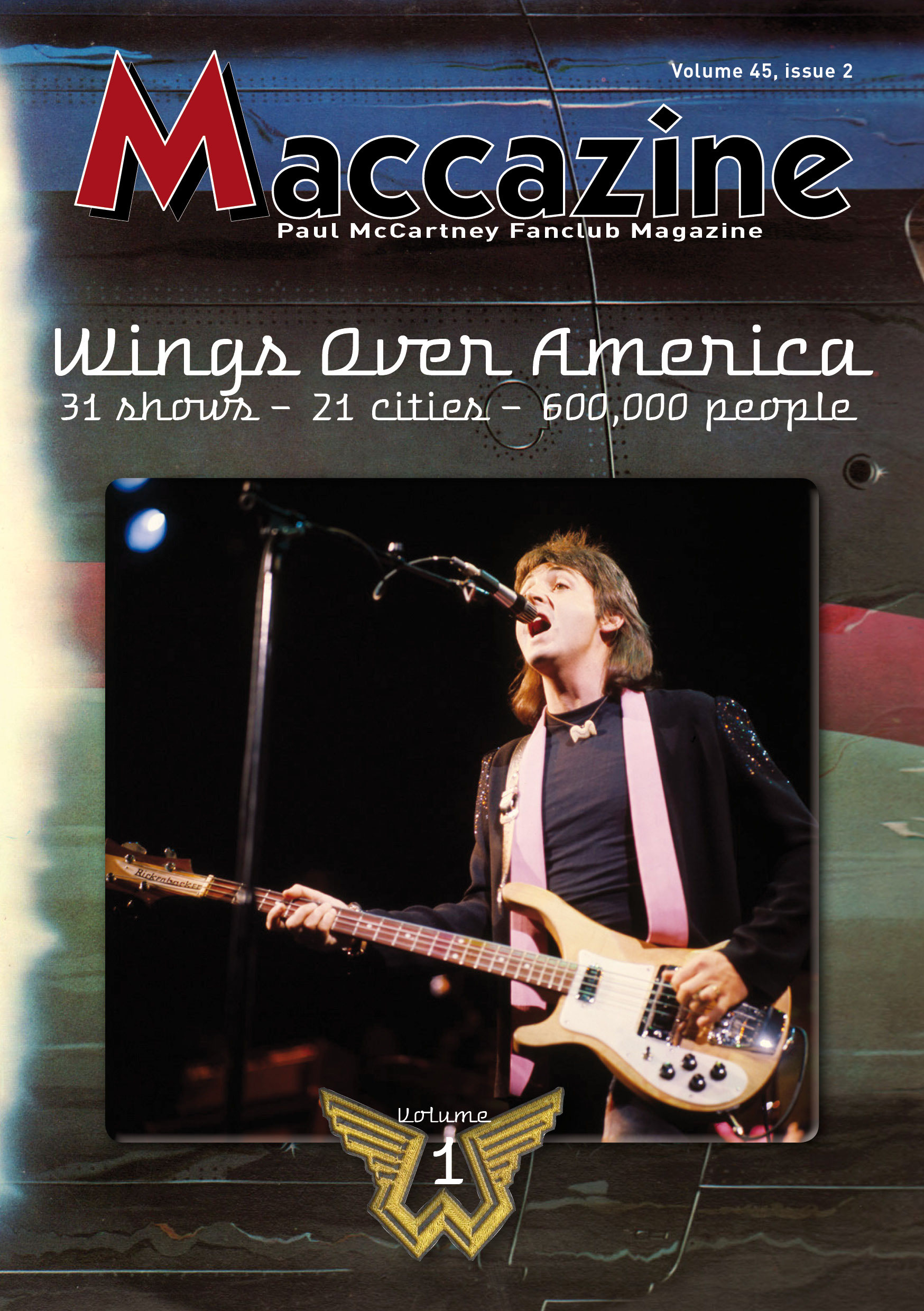 2017 45-2 Wings Over America Part 1 - The best magazine