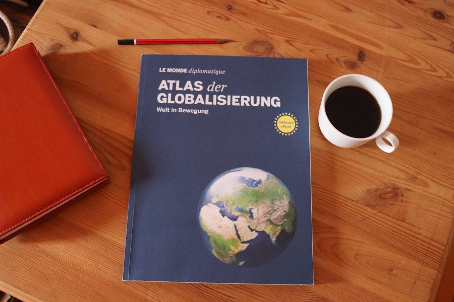 Anzeige: Mit Kindern über Globalisierung sprechen – Der Atlas der Globalisierung