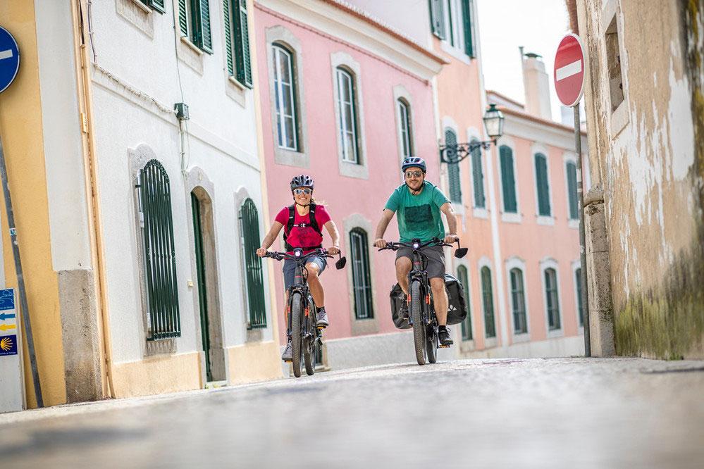 Ab 2020 sind e Bikes in Österreich für Unternehmen von der