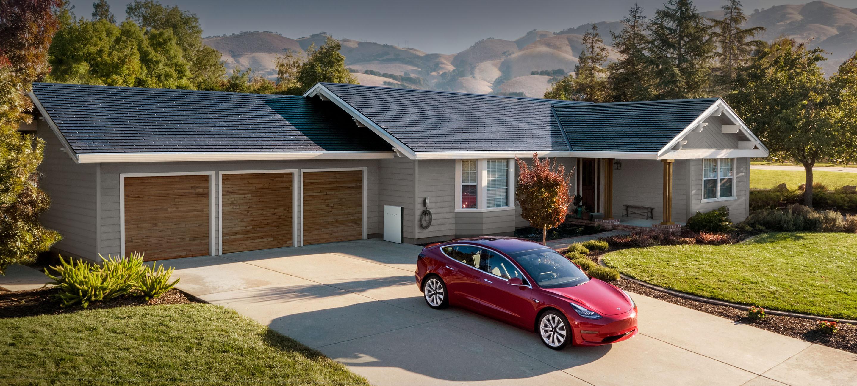 Solar Roof Die Dachziegel Der Zukunft G Tec