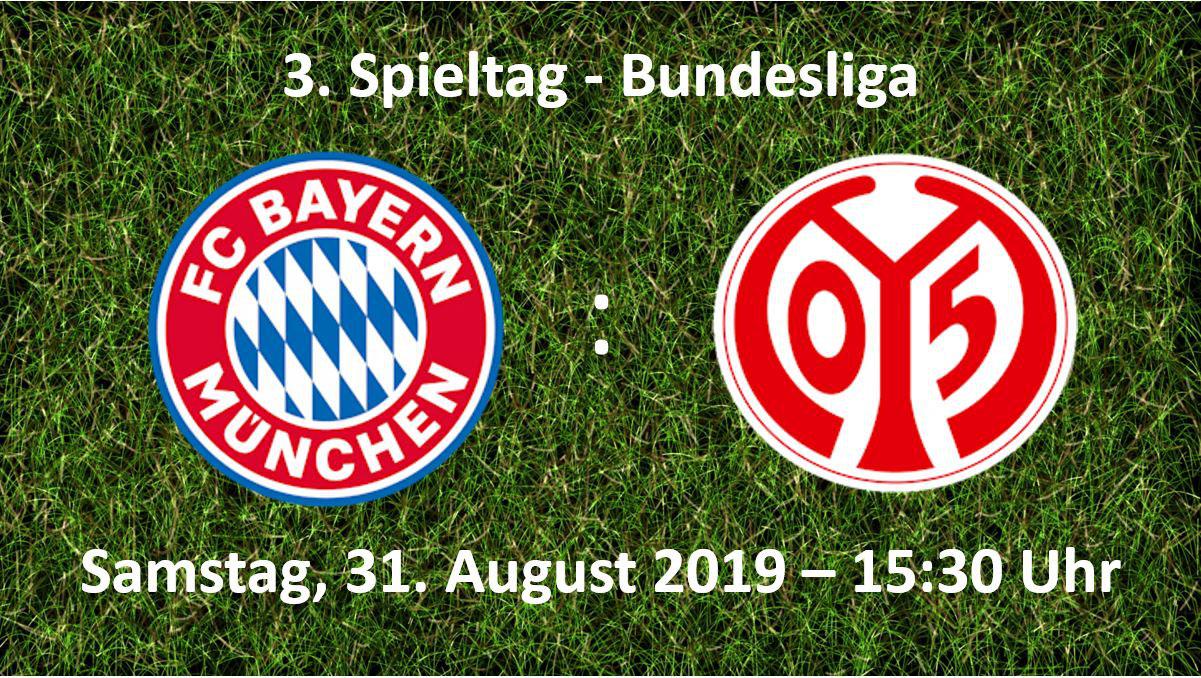 Tickets Bayern Mainz