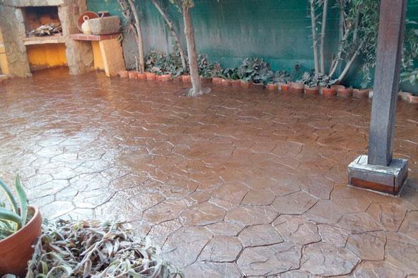 Hormig n para suelos como tendencia decorativa pulimentos mc - Hormigon decorativo para suelos ...