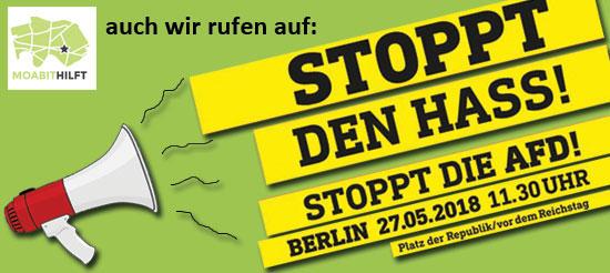 Stoppt Den Hass