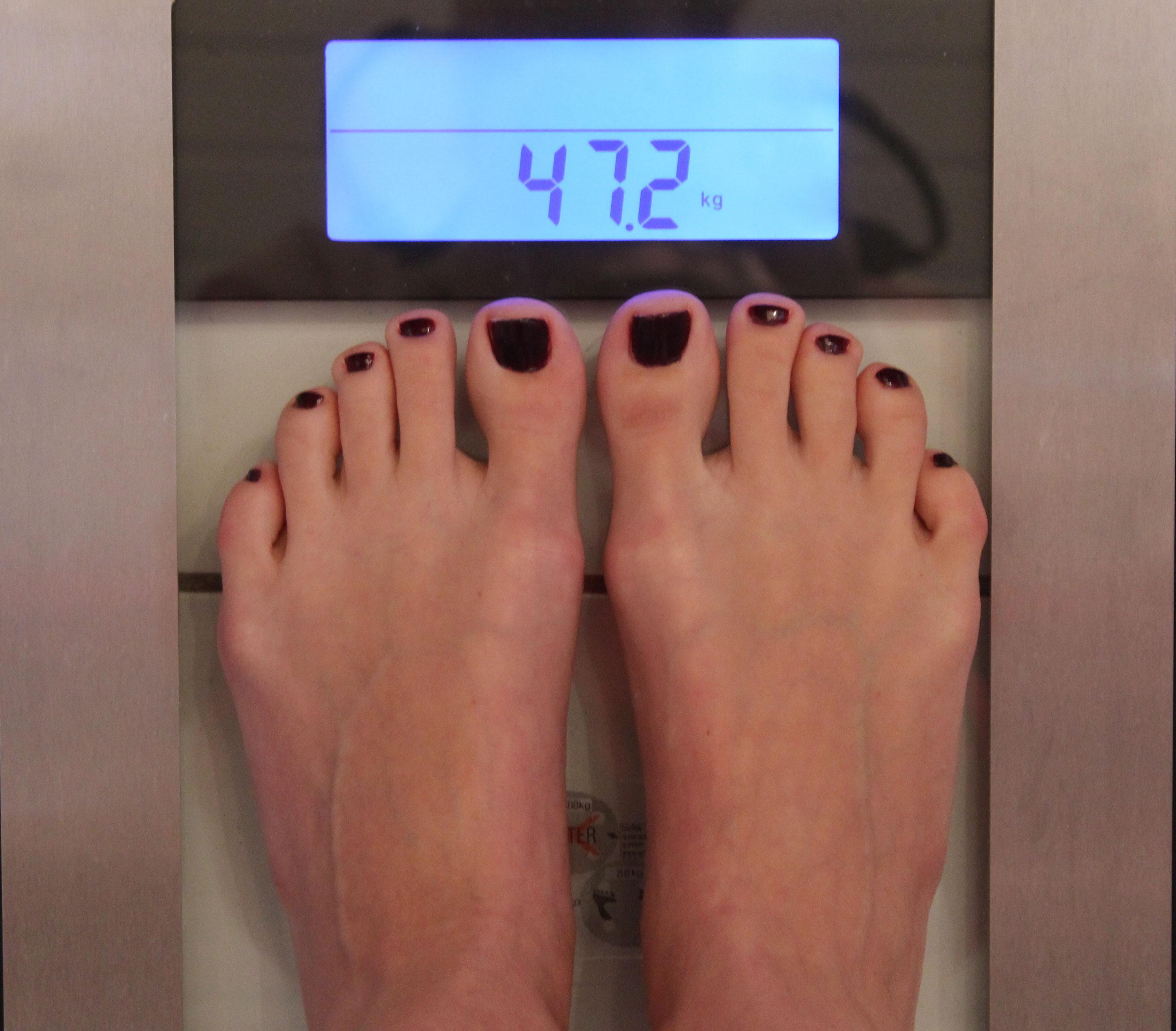 Untergewicht - Colitis Ulcerosa Blog