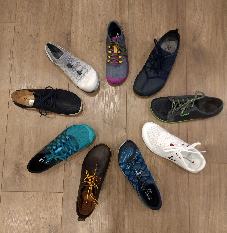 31b7cb8206c Lijst met minimalistische schoenen - Je bent hoe je beweegt!