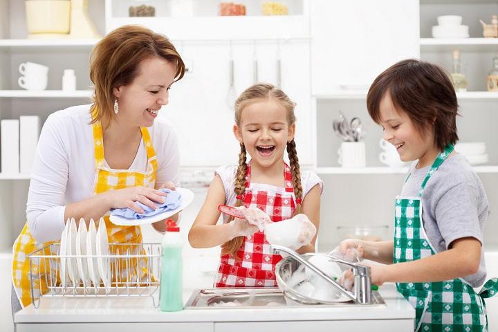 Pflichten von Kindern - Ist die Mitarbeit im Haushalt ...