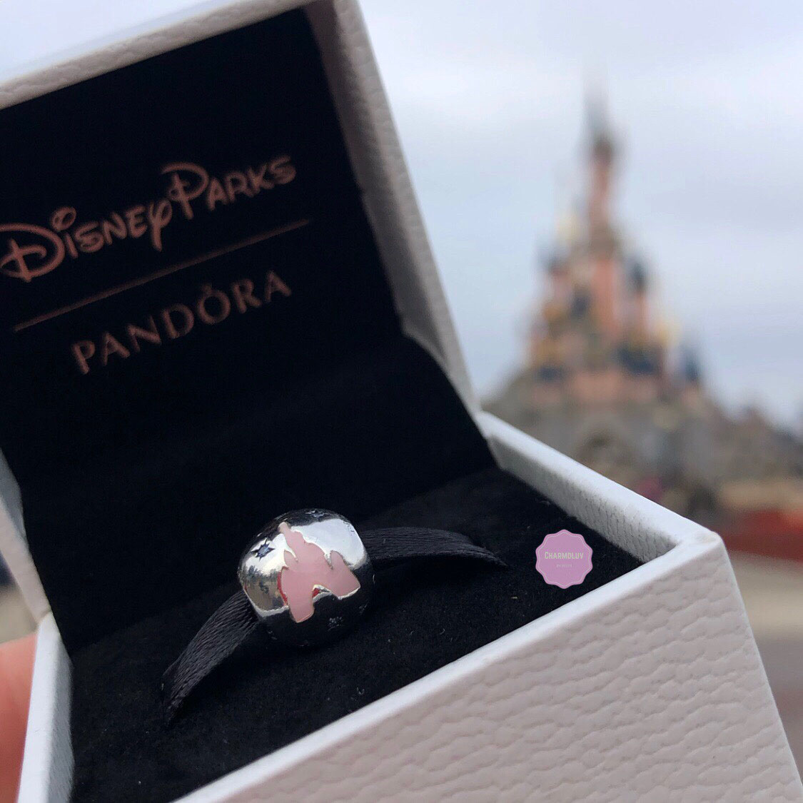 disneyland paris pandora charms 2019