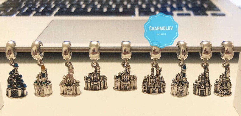 Meet all the Disney Pandora castles! - Official website from ...