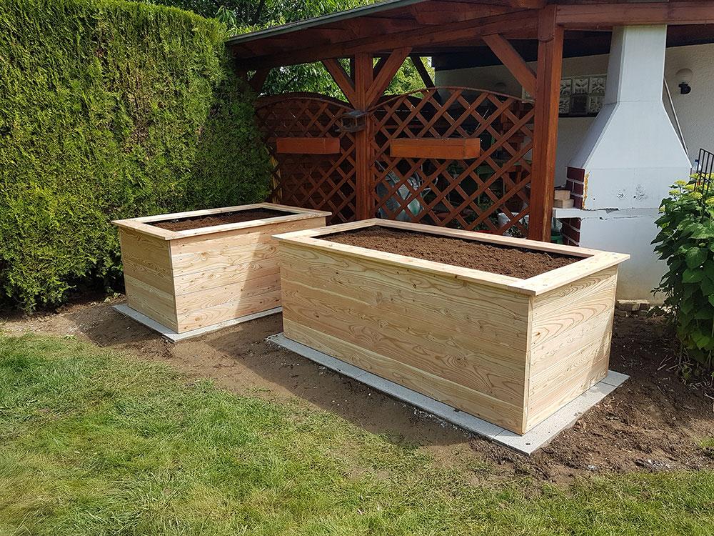 Welches Holz Für Hochbeet