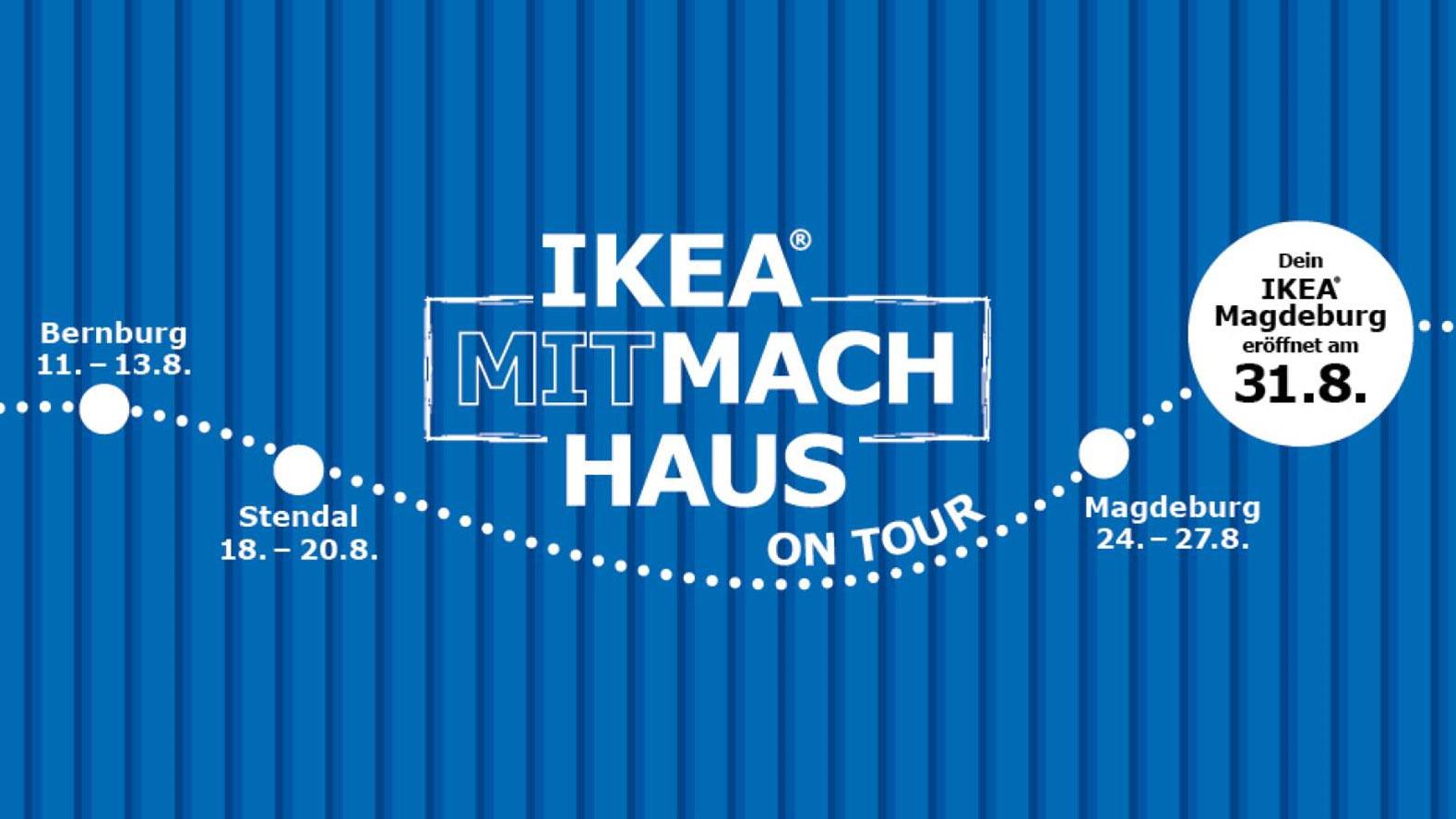 Mit IKEA am Wochenende in Bernburg feiern - Salzland Magazin