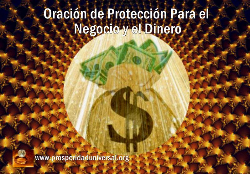 Oración De Protección Para El Negocio Y Dinero Activa La