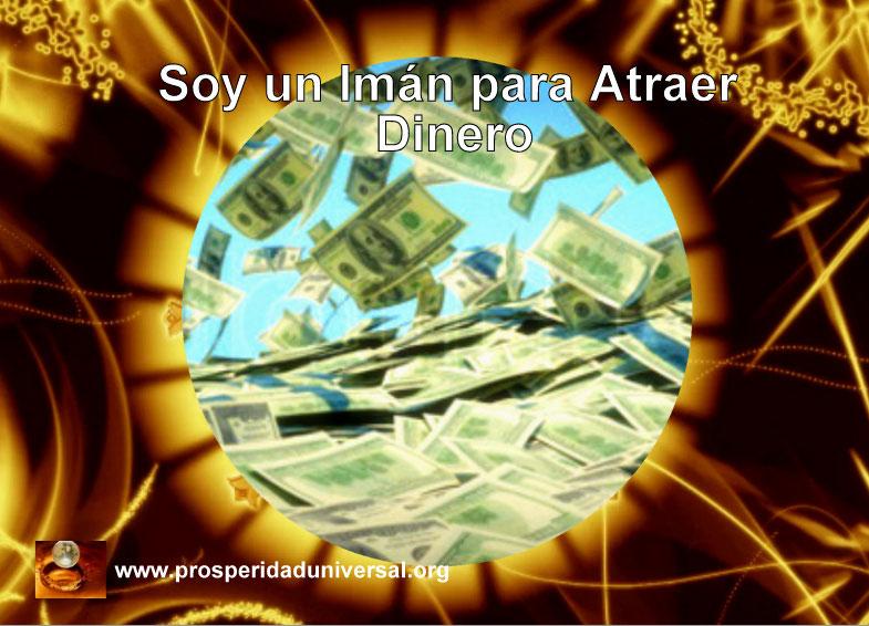 Yo Soy Un Imán Para Atraer Dinero Activa La Energía Del