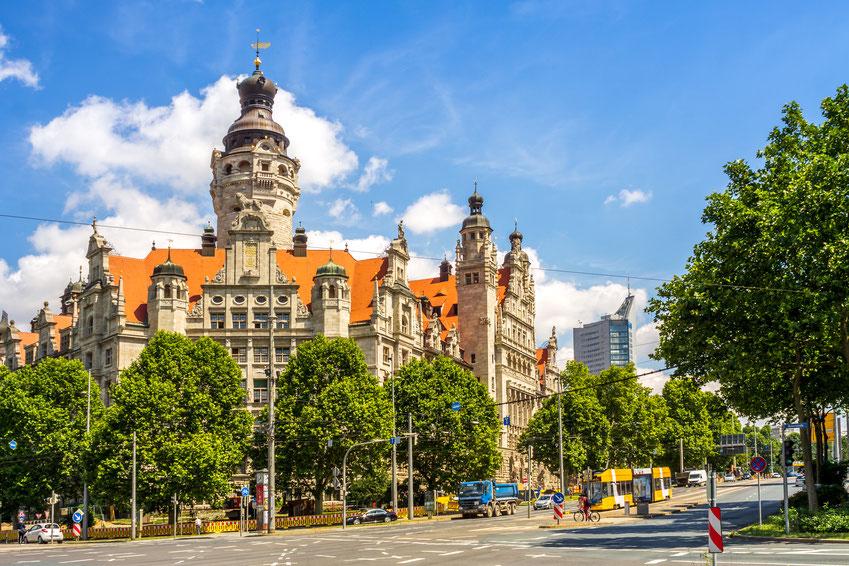 Leipzig Die Stadt Der 601 737 Einwohner 2019 Entwicklung Denkmalimmobilien Kapitalanlagen