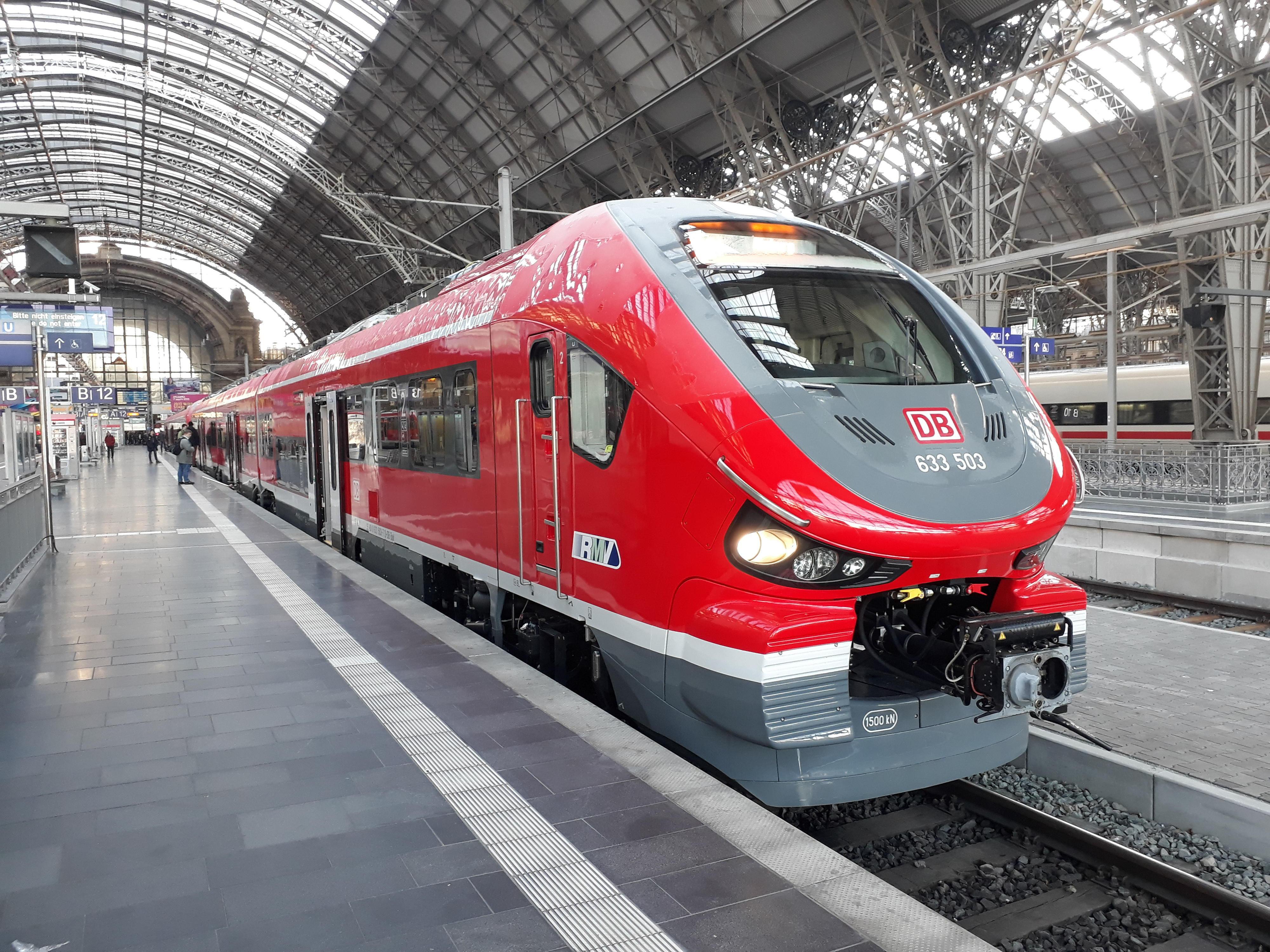 Züge Db