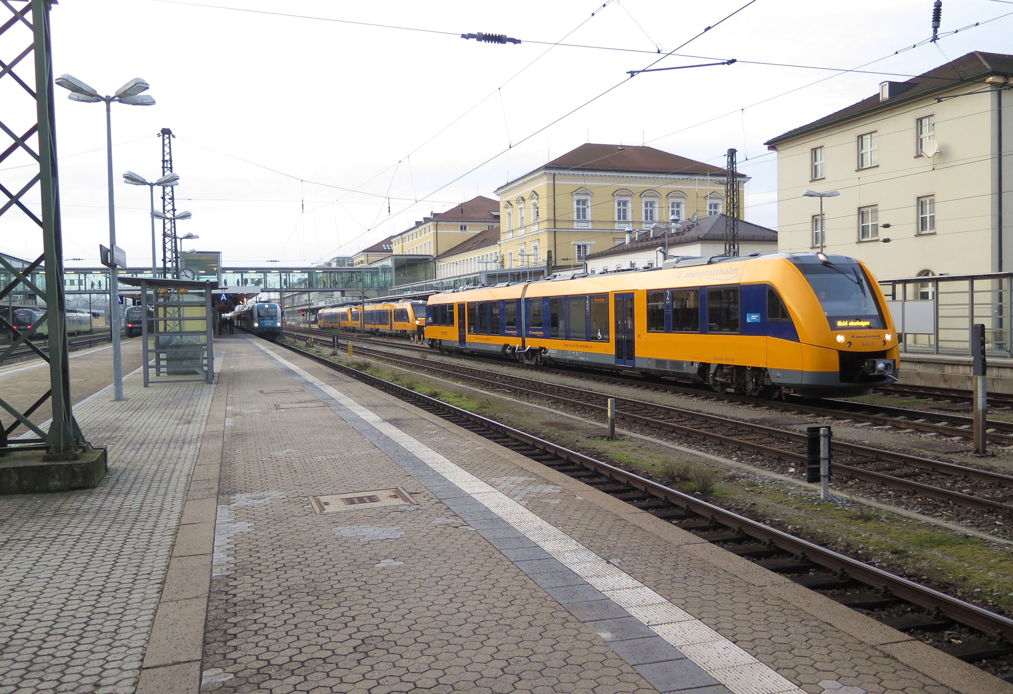 Regensburg Verkehr