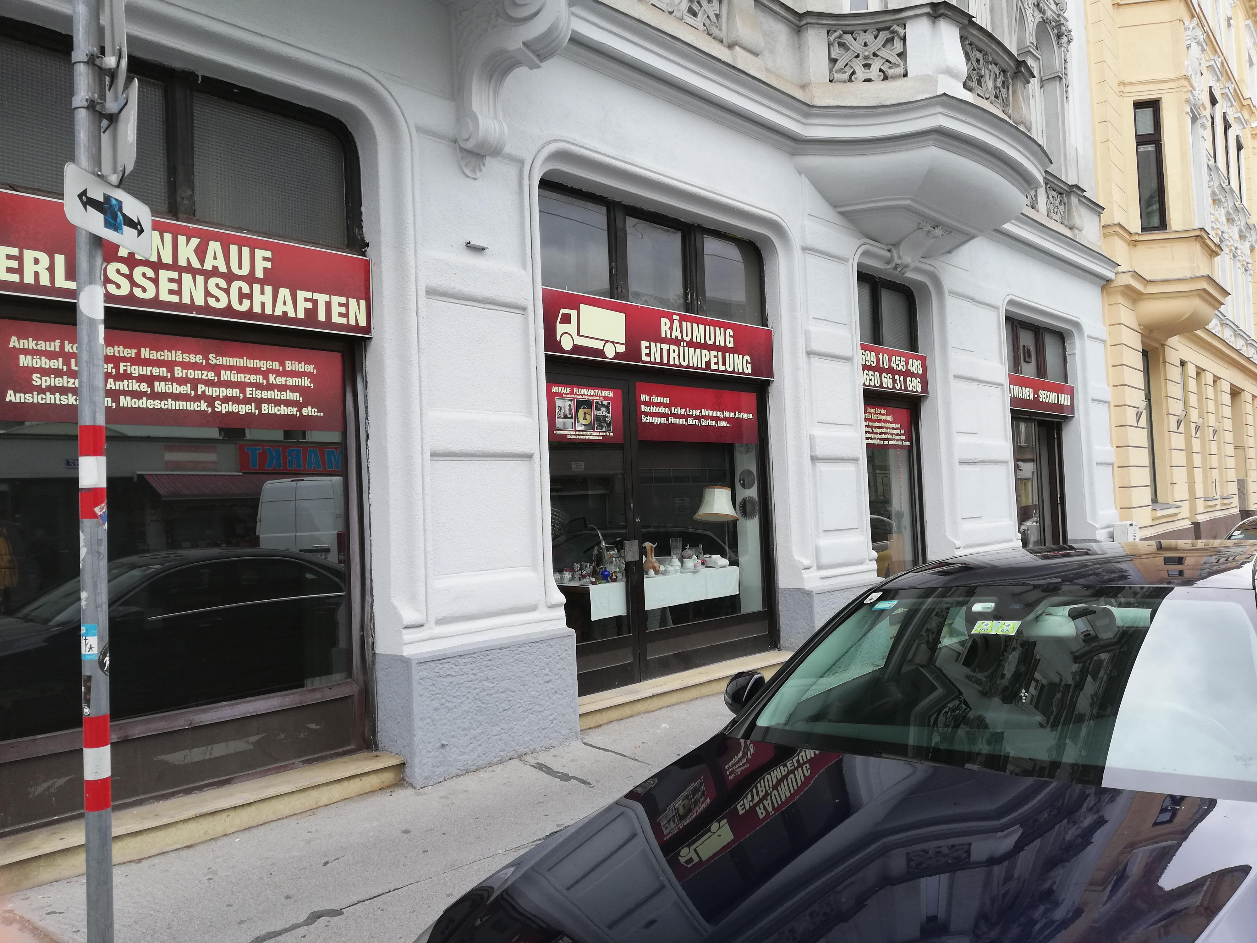 Wir Kaufen Und Bieten Entrümpelung In Wien Gratis Räumungsfirma