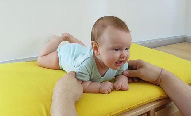Baby Mag Schlafsack Nicht