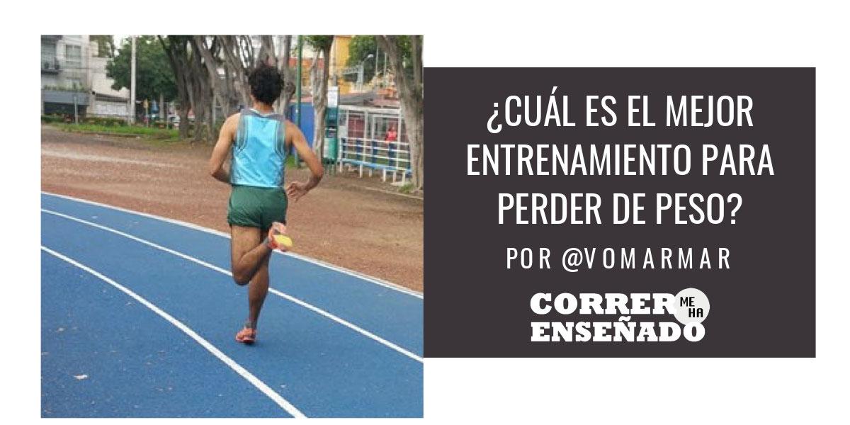 el sprint pierde grasa corporale