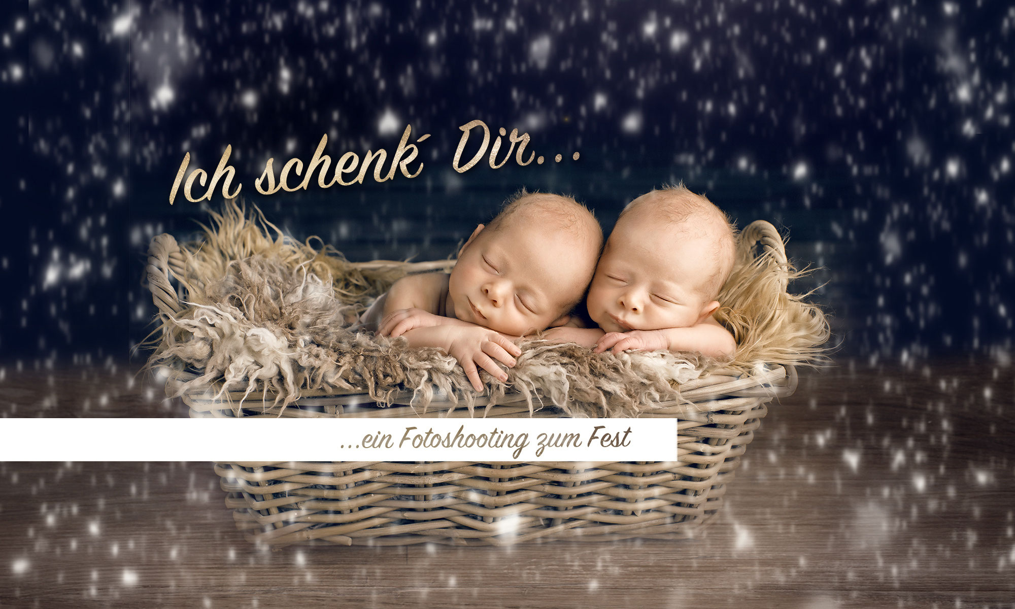 geschenkidee zu weihnachten gutschein f r ein originelles fotoshooting fotostudio lichtecht. Black Bedroom Furniture Sets. Home Design Ideas