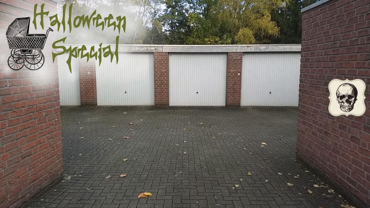 Halloween-Special: Von Garath nach Solingen - Der Wald ruft ...