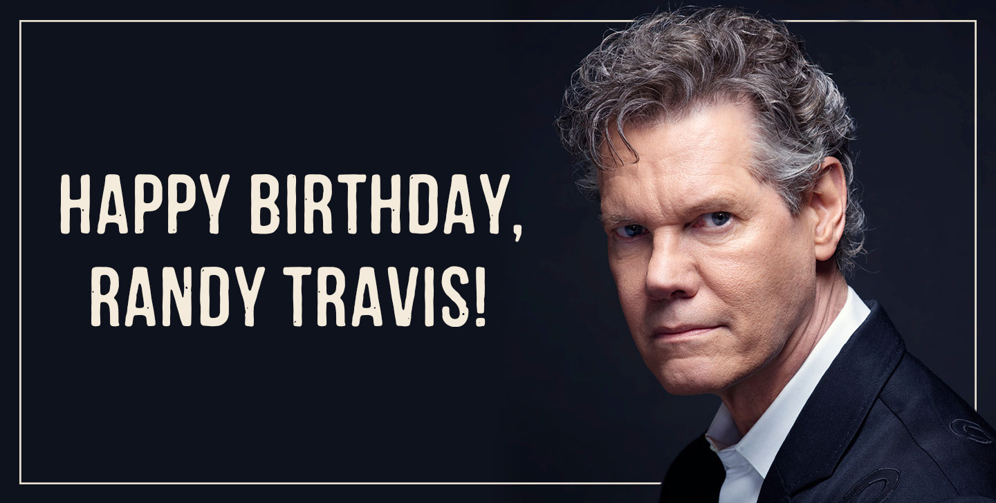 Country Music Is Ready To Salute Randy Travis In Honor Of The