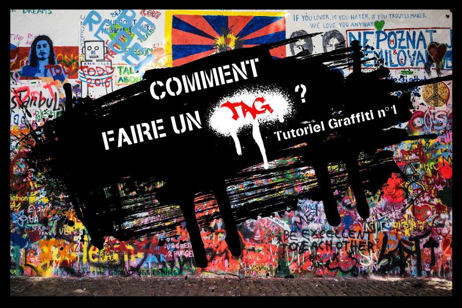Tutoriel Graffiti Street Art Comment Faire Un Tag Exercices Conseils Slave 2 0