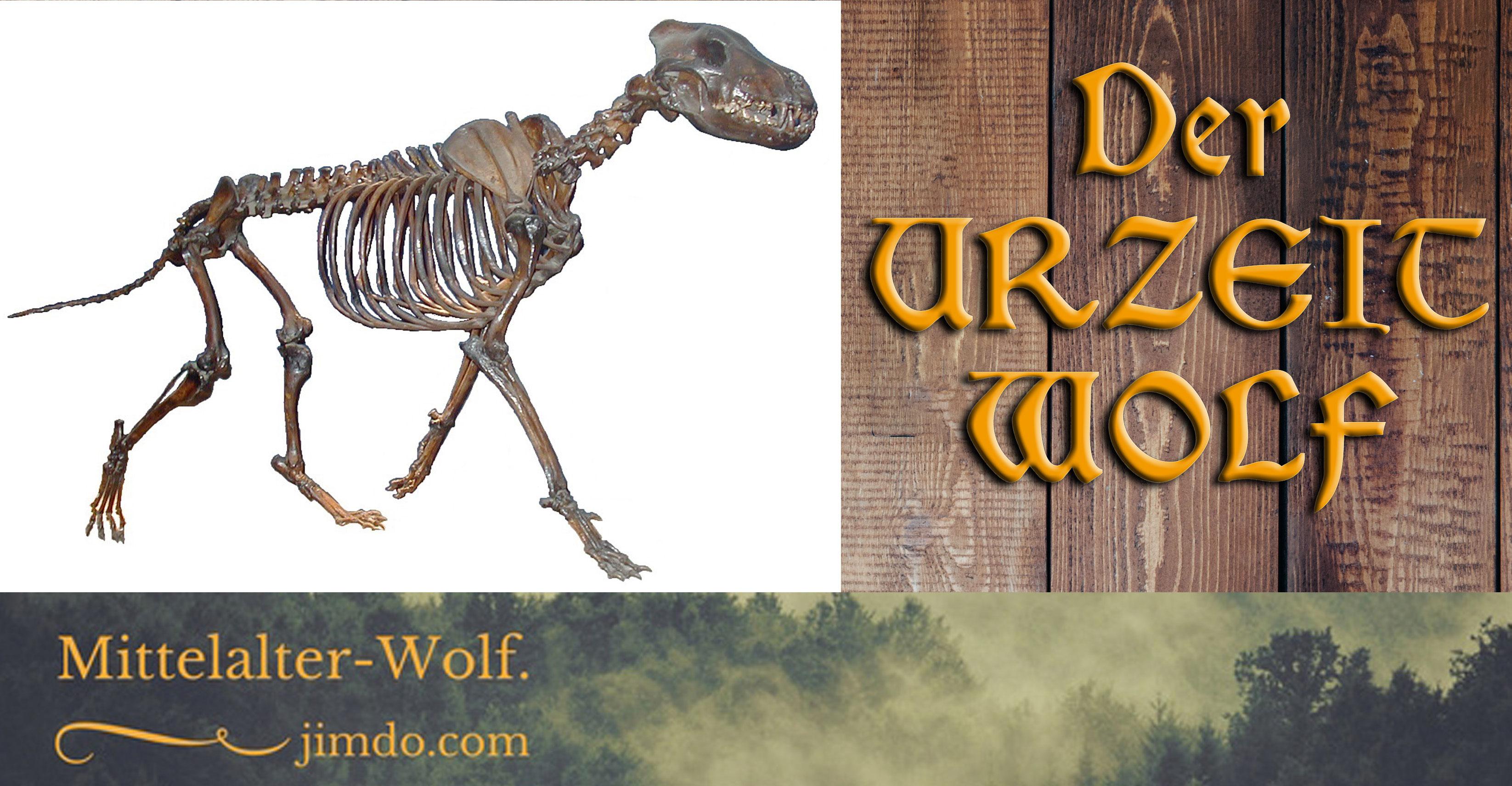 Urzeit Wolf
