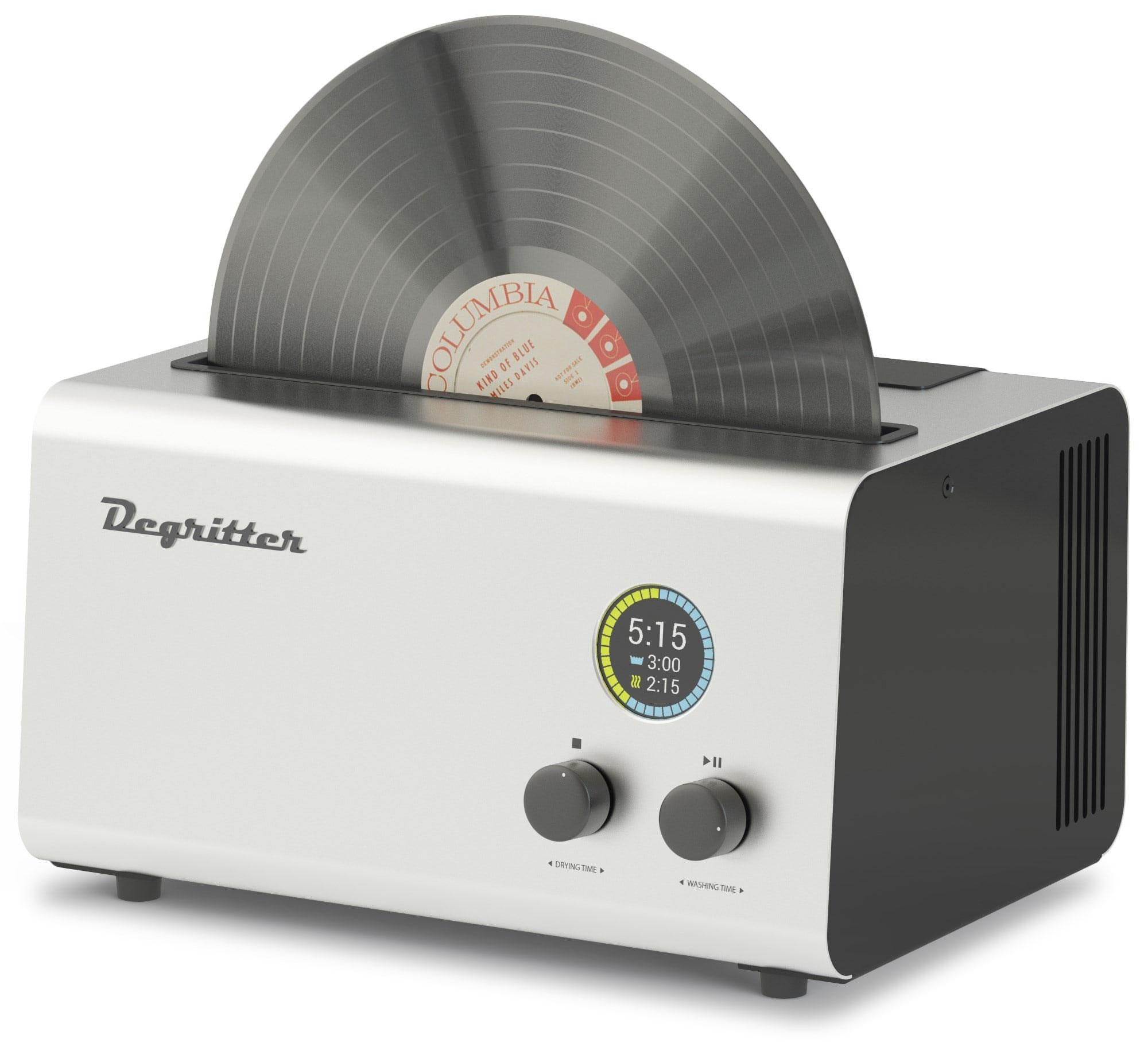 Neu Degritter Ultraschall Plattenwaschmaschine