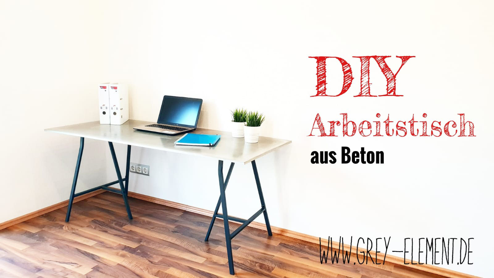 einen tisch aus beton selber machen diy betonm bel einfach selber machen diy. Black Bedroom Furniture Sets. Home Design Ideas