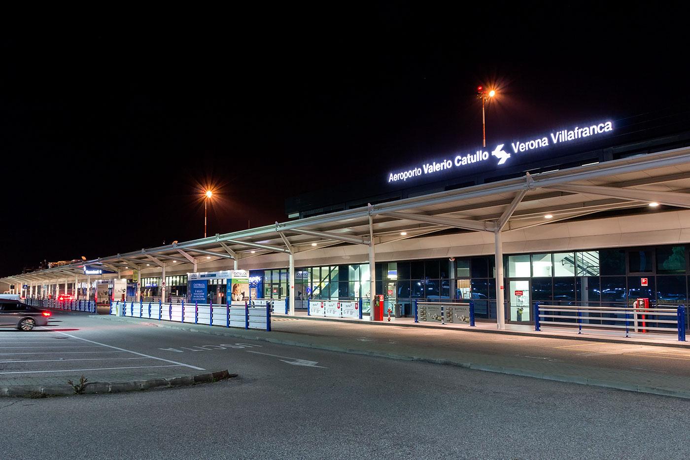 Aeroporto di Verona: ottobre da record per numero ...