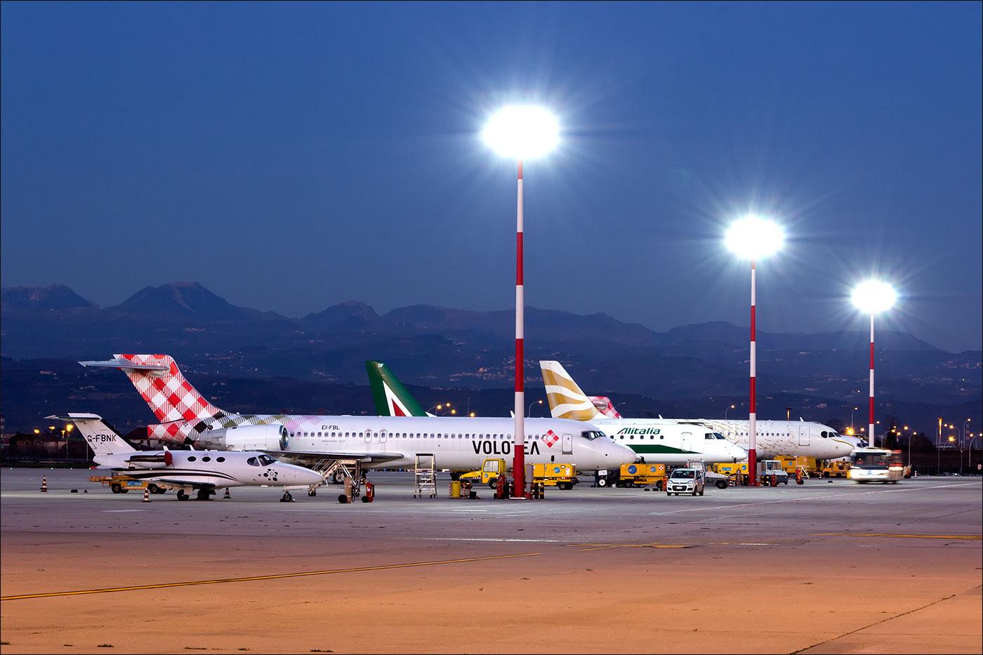 Aeroporto di Verona: i dati di traffico di luglio 2019 ...