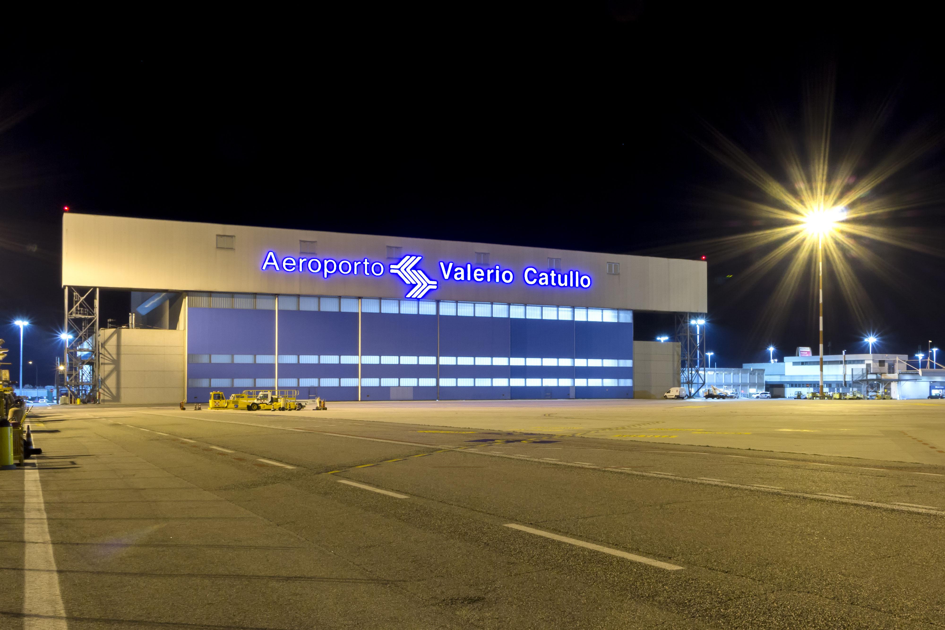 Aeroporto di Verona: i dati di febbraio del traffico con ...