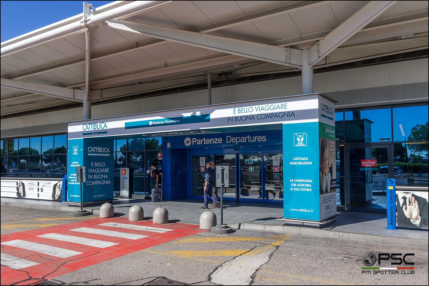Riapertura Aeroporto di Verona - aggiornamenti - PSC ...