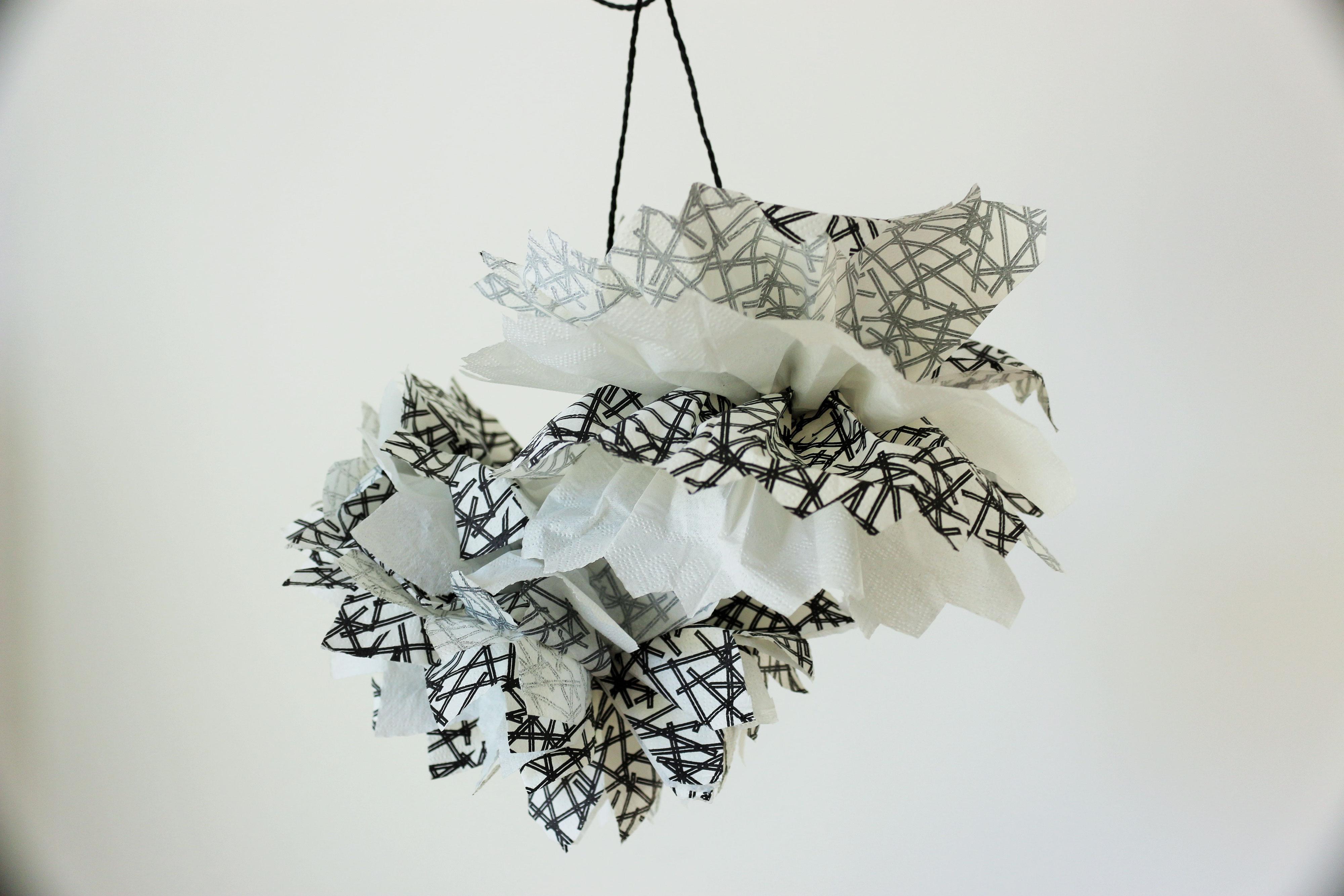 diy deko mit servietten partystories blog. Black Bedroom Furniture Sets. Home Design Ideas