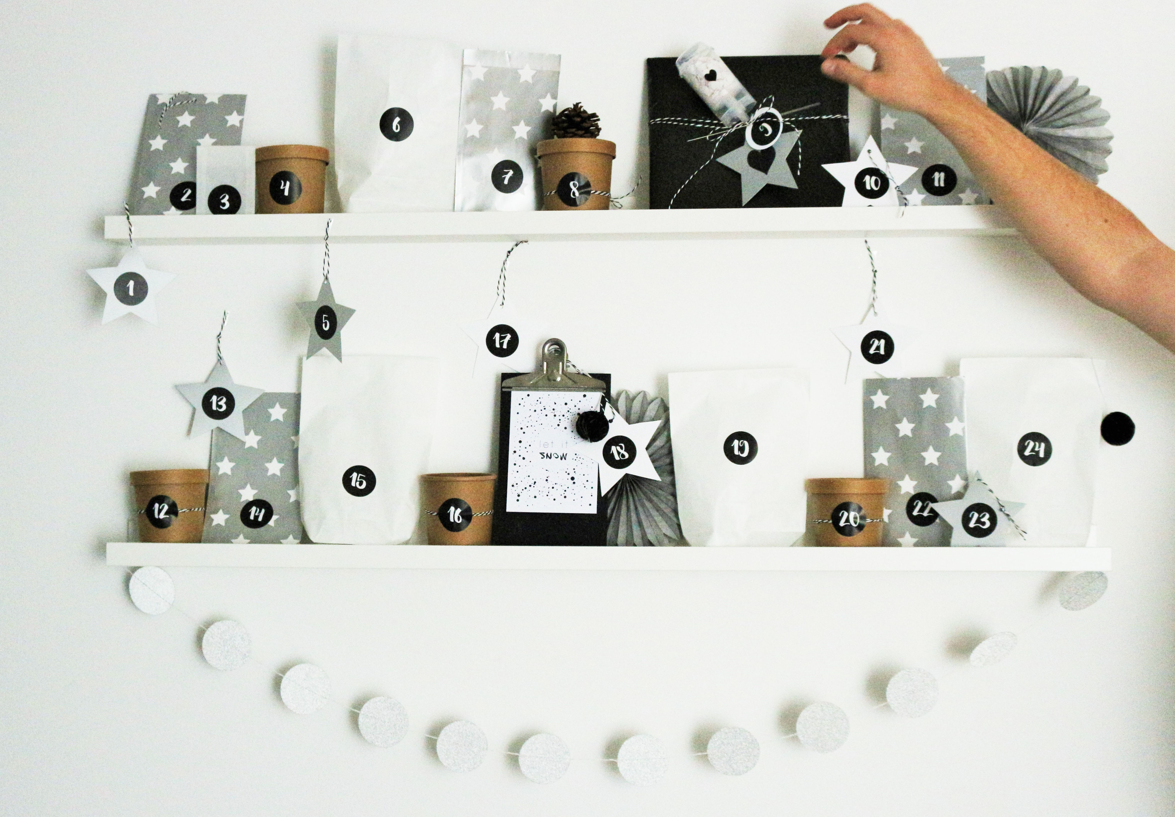 diy adventskalender f r ihn partystories blog. Black Bedroom Furniture Sets. Home Design Ideas