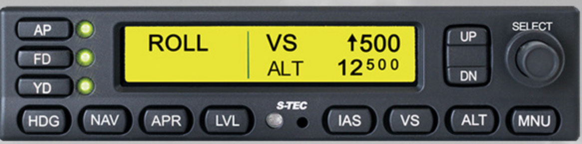 STEC AP 3100 STC ready soon - Cessna Silver Eagle Owners and Pilots