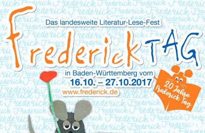 Der Fredericktag 2017 Norbert Preiss Grundschule Mauer