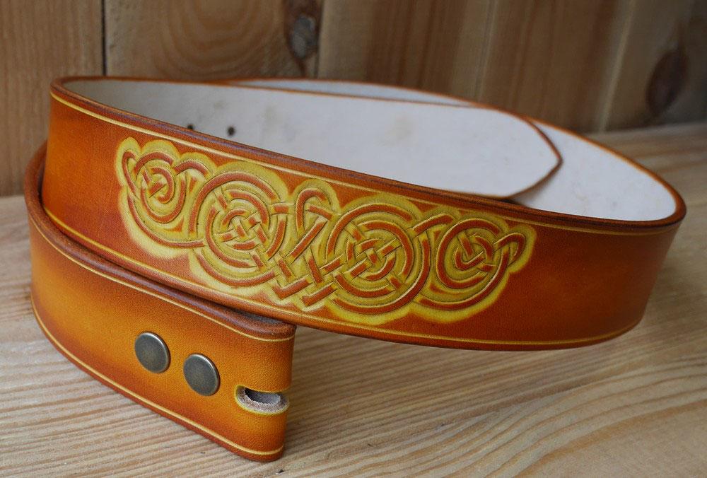3f9422ee7375 Quelques ceintures - Eden Esprit Cuir - Spécialiste du cuir végétal