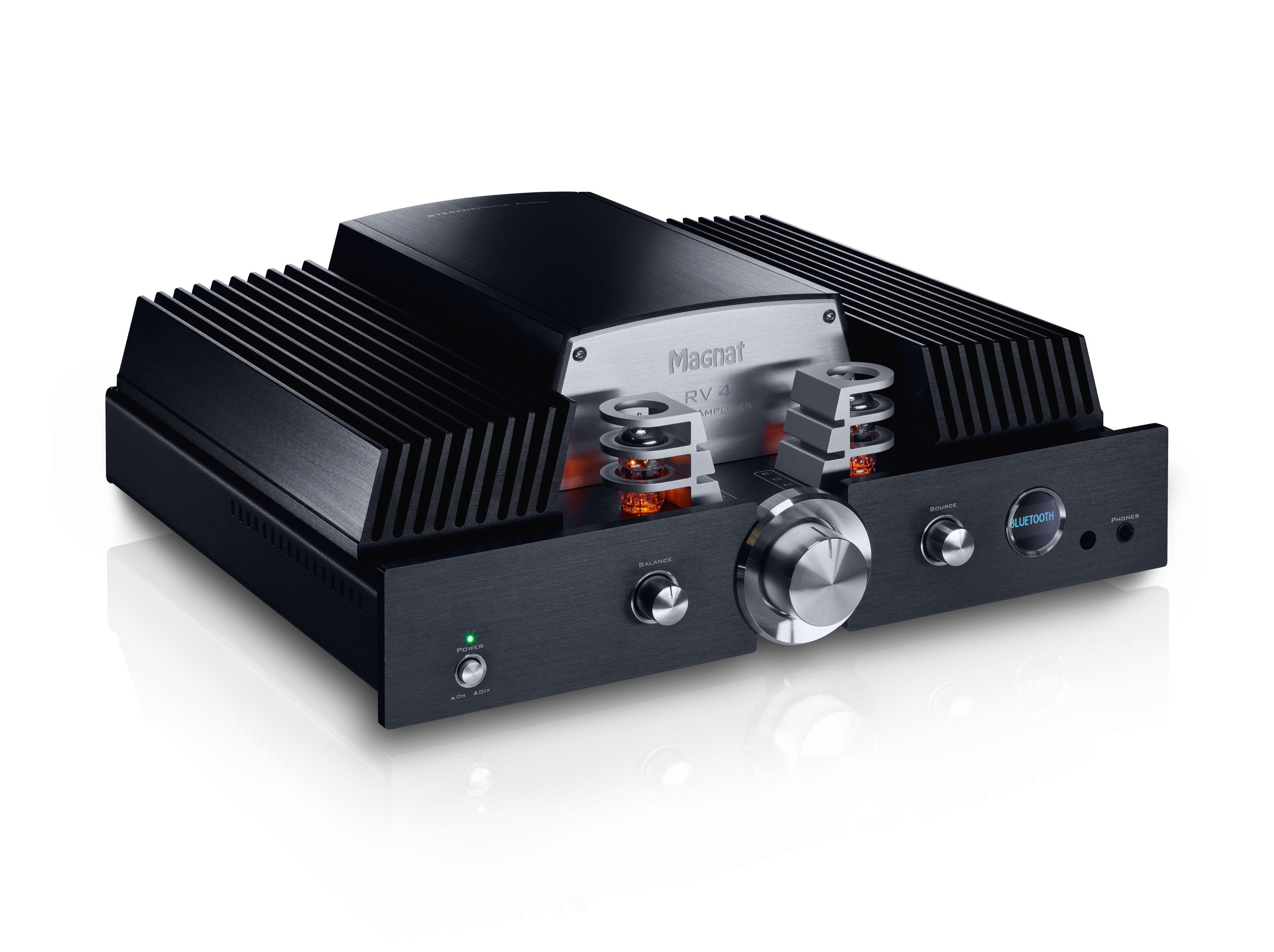 Magnat RV 4 Röhren-Hybrid-Verstärker - audisseus