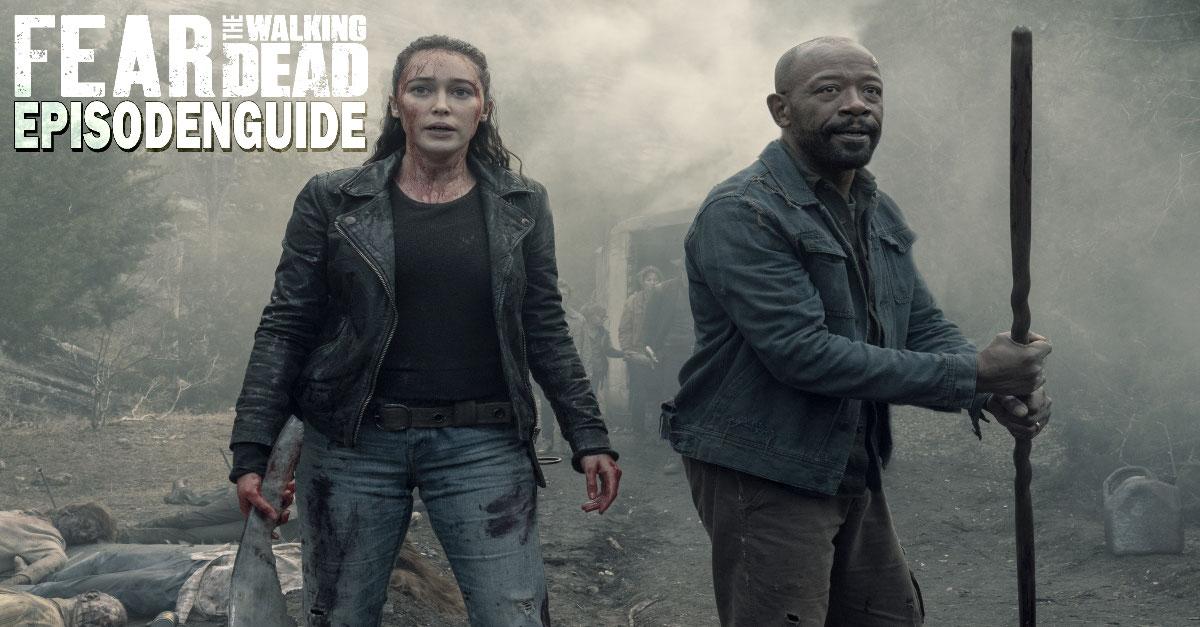 Fear The Walking Dead Sendetermin Deutschland