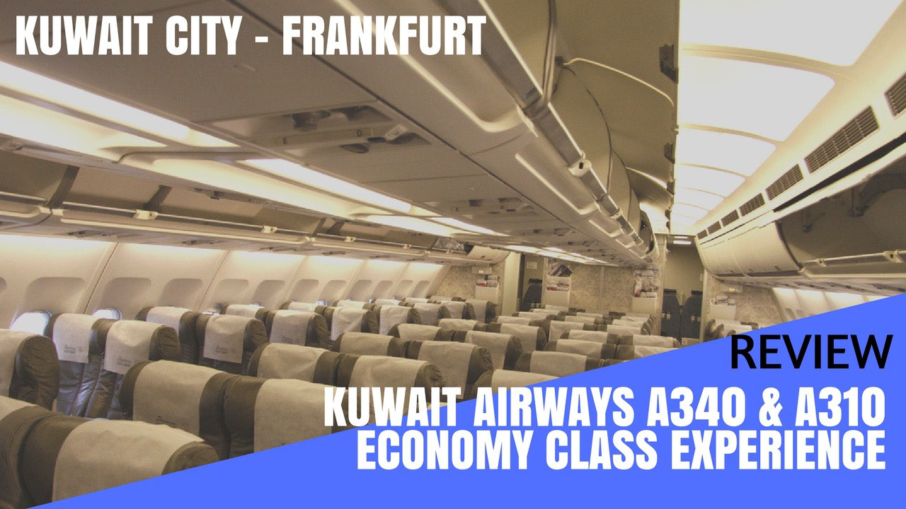 Review Kuwait Airways Economy Class And Fleet
