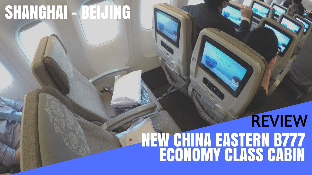 Travel China Eastern Airlines Review
