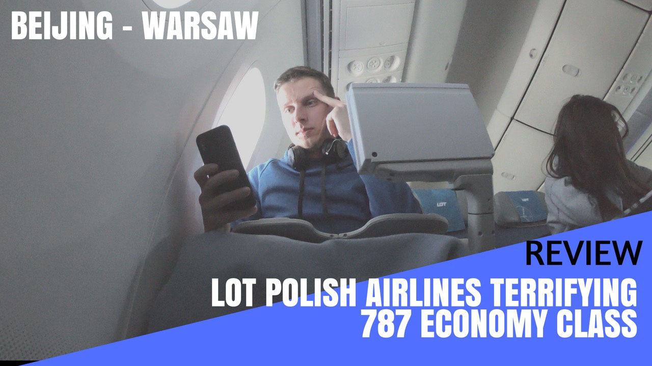 Review: LOT Polish Airlines TERRIBLE 787 Economy Class
