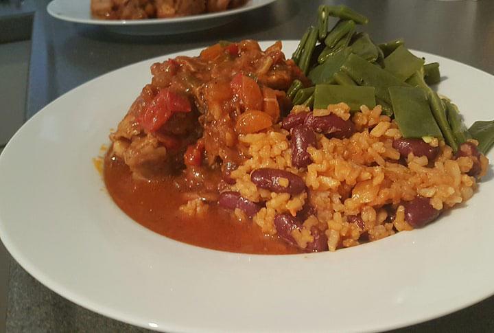 Recepten Antilliaanse Keuken : Recept mijn galiña stobá geïnspireerd op de antilliaanse keuken