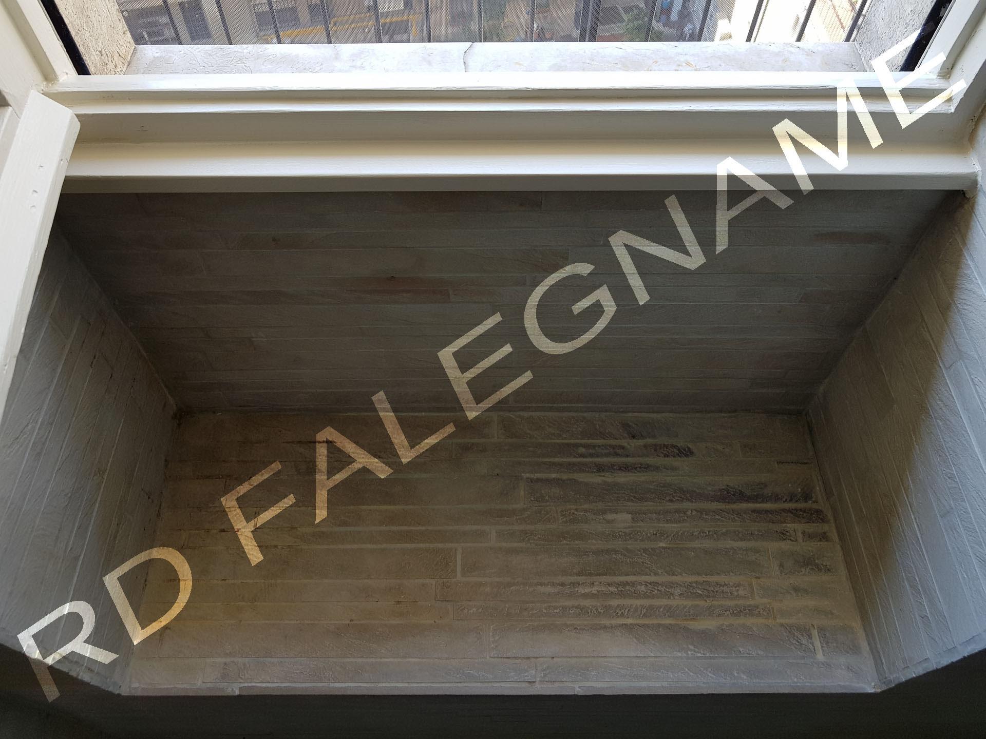 Sistemazione di finestre vecchia milano in legno con riparazione e verniciatura a smalto rd - Verniciatura finestre prezzi ...