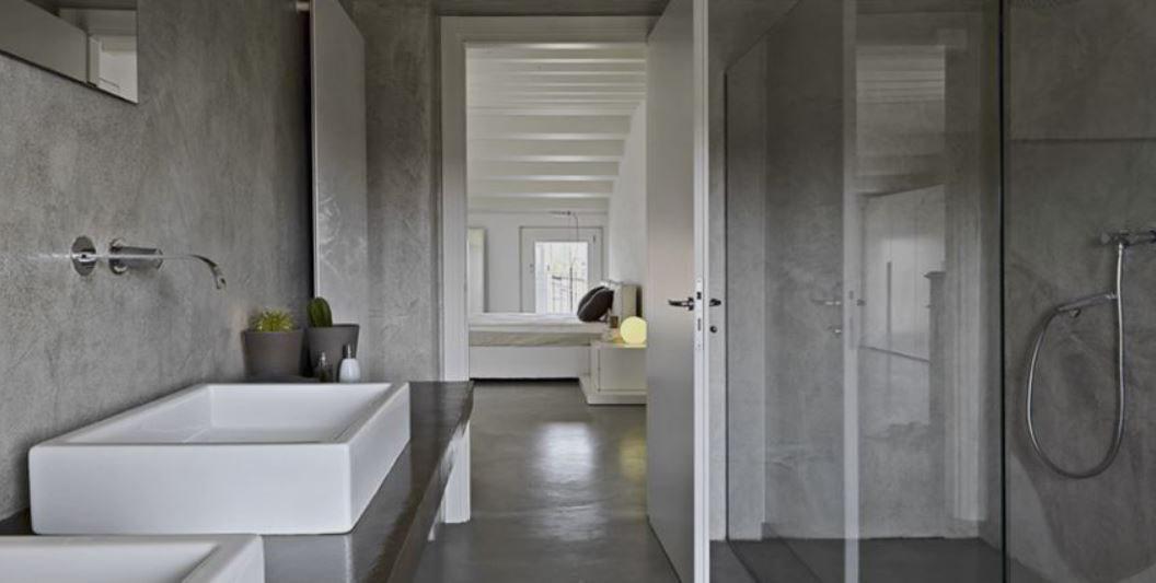 Bekannt fugenfreie Duschen und Böden, der neue Trend im Bad - Farbhaus YQ05