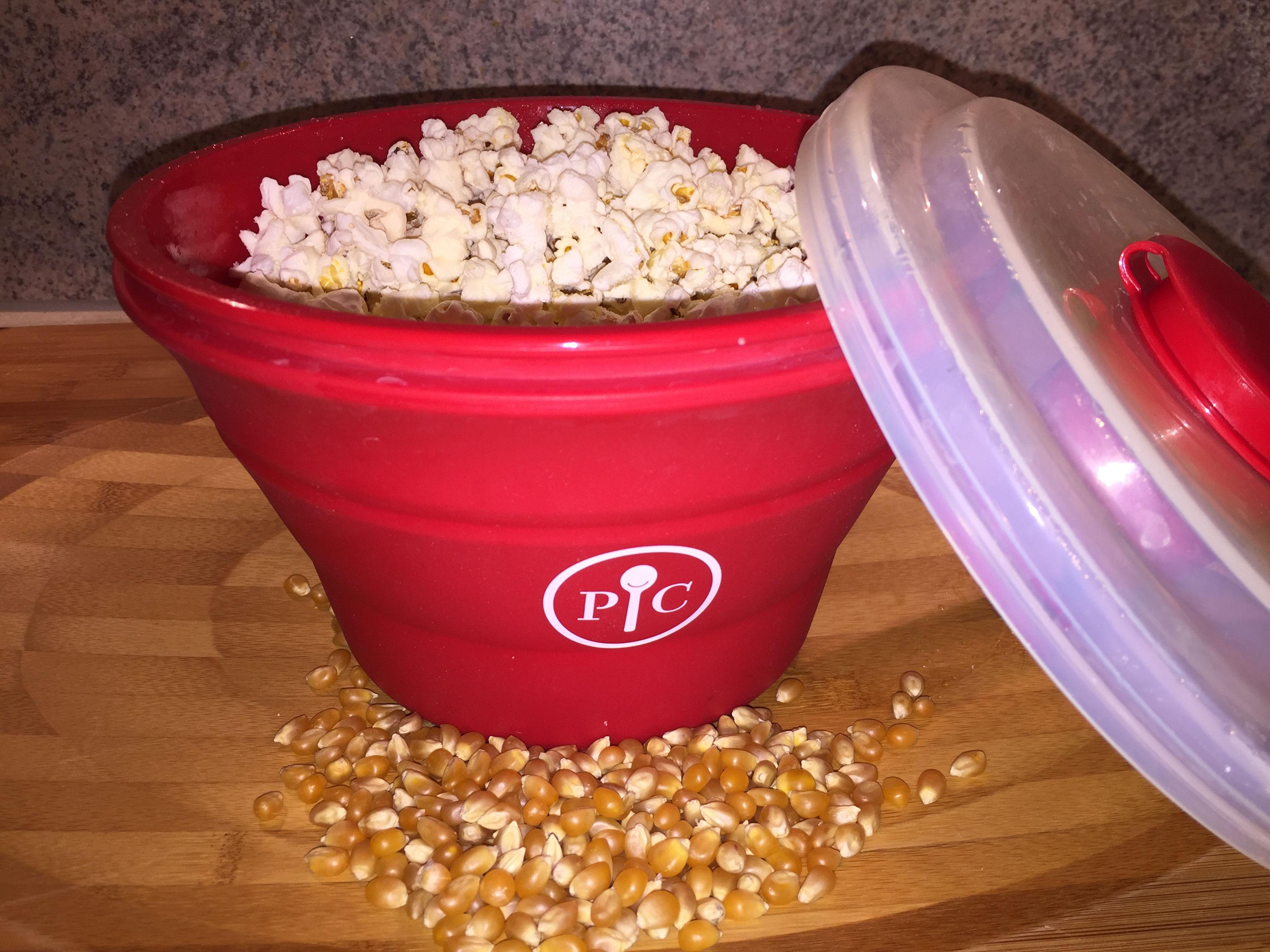 Popcorn aus dem Popcorn-Maker von Pampered Chef® - The Pampered Chef ...