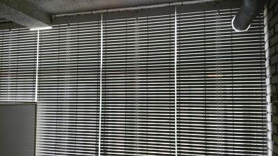 Persianas o cortinas persianas cristaler a mamparas - Persianas murcia ...