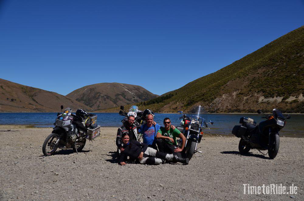 Reisetagebuch #57 - Neuseeland - Another shitty day in paradise ...